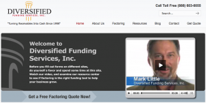 Diversified Funding - Mark Little