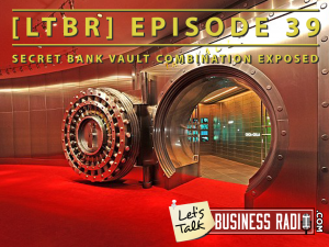Secret Bank Vault Combination Exposed