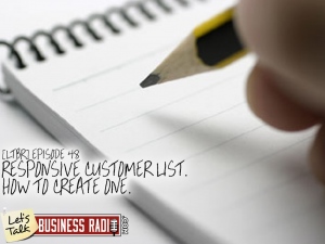 Episode 48 – Responsive Customer List – How To Create One