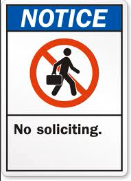 Non Solicitation