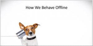 Offline Social Media Business